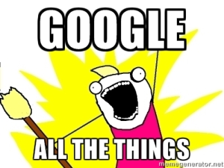 google all the things